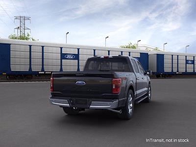 2021 Ford F-150 SuperCrew Cab 4x4, Pickup #F10335 - photo 2