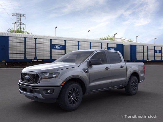 2021 Ford Ranger SuperCrew Cab 4x4, Pickup #F10353 - photo 3