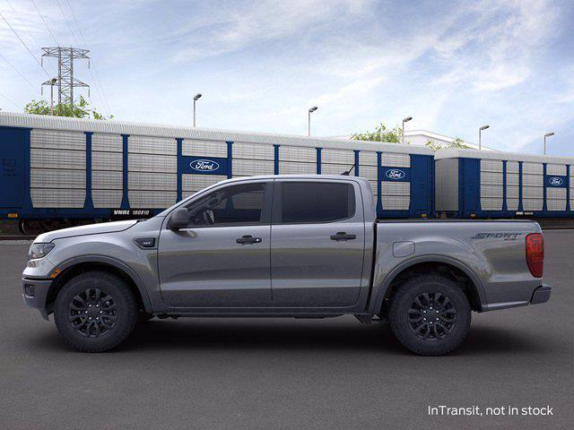 2021 Ford Ranger SuperCrew Cab 4x4, Pickup #F10353 - photo 5
