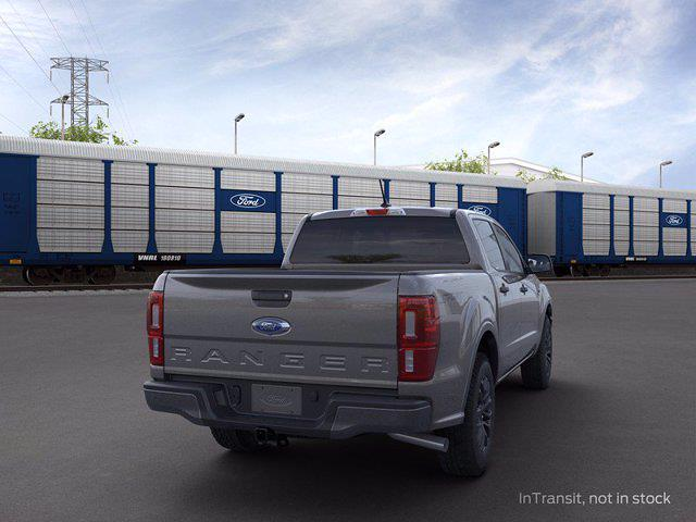 2021 Ford Ranger SuperCrew Cab 4x4, Pickup #F10353 - photo 2