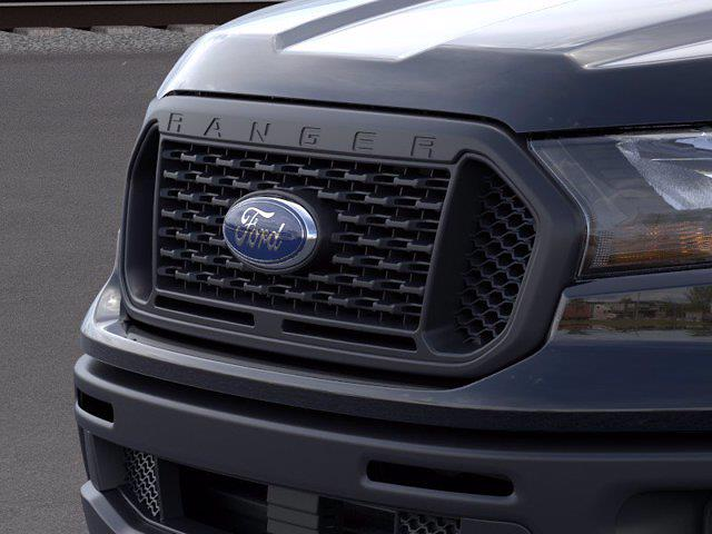 2021 Ford Ranger SuperCrew Cab 4x4, Pickup #F10365 - photo 17