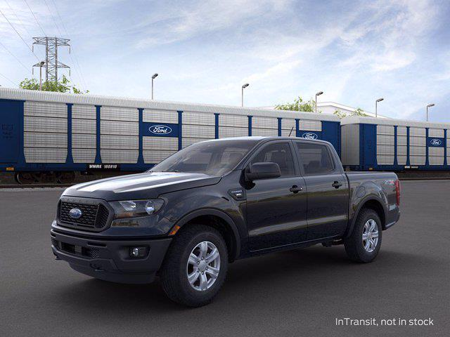2021 Ford Ranger SuperCrew Cab 4x4, Pickup #F10365 - photo 3