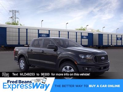 2021 Ford Ranger SuperCrew Cab 4x4, Pickup #F10365 - photo 1