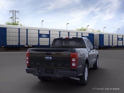 2021 Ford Ranger SuperCrew Cab 4x4, Pickup #F10365 - photo 2