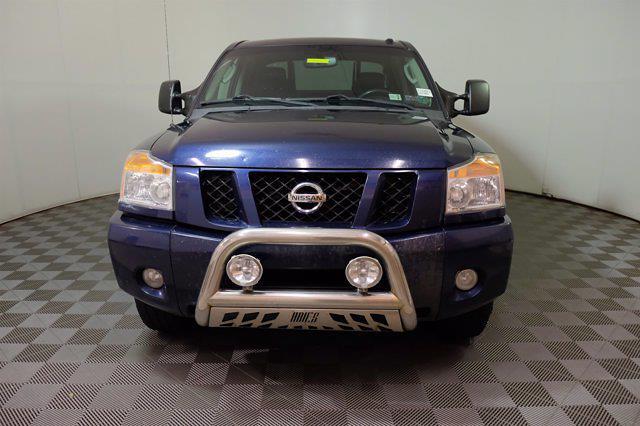 2011 Nissan Titan Crew Cab 4x4, Pickup #F103971 - photo 2