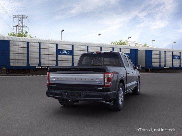 2021 Ford F-150 SuperCrew Cab 4x4, Pickup #F10483 - photo 1
