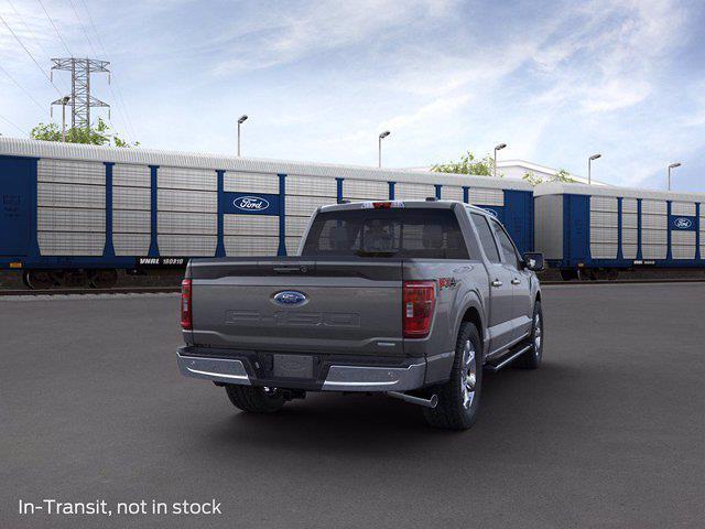 2021 Ford F-150 SuperCrew Cab 4x4, Pickup #F10487 - photo 2