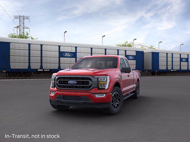 2021 Ford F-150 Super Cab 4x4, Pickup #F10494 - photo 4