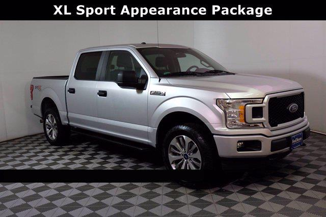 2018 Ford F-150 SuperCrew Cab 4x4, Pickup #F1054D - photo 18
