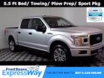 2018 Ford F-150 SuperCrew Cab 4x4, Pickup #F1054D - photo 1