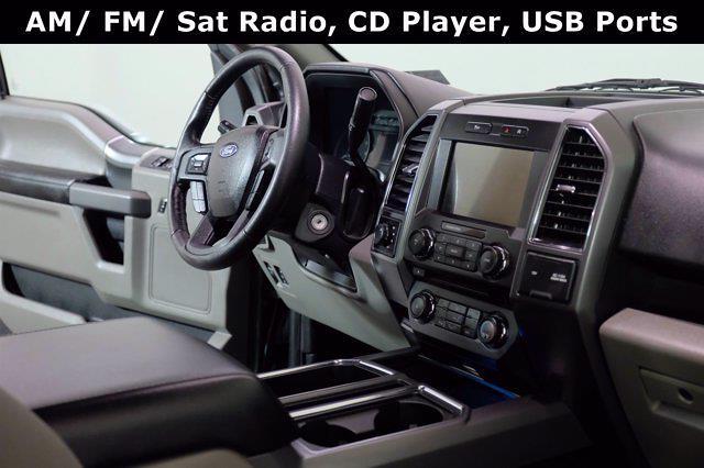 2018 Ford F-150 Super Cab 4x4, Pickup #F1063D - photo 3
