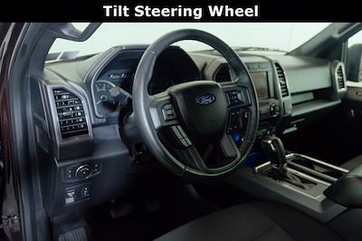 2018 Ford F-150 SuperCrew Cab 4x4, Pickup #F1079D - photo 29