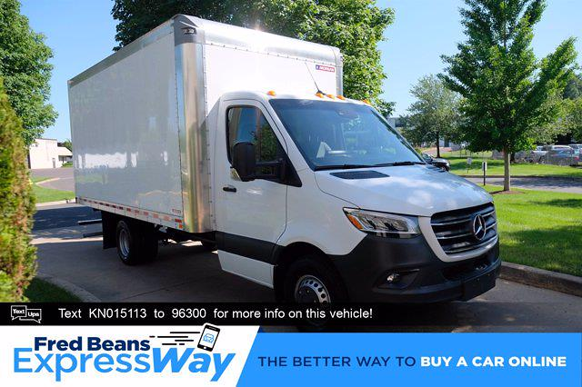 2019 Mercedes-Benz Sprinter 3500XD High Roof 4x2, Dry Freight #F1082P - photo 1