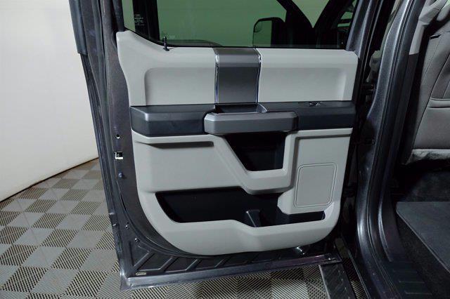 2018 Ford F-150 SuperCrew Cab 4x4, Pickup #F1089D - photo 21