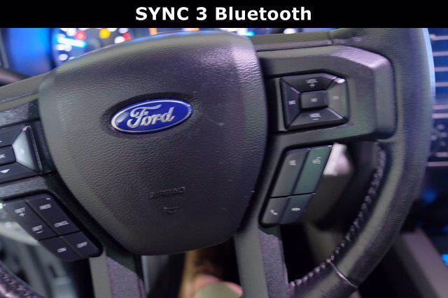 2018 Ford F-150 SuperCrew Cab 4x4, Pickup #F1089D - photo 32