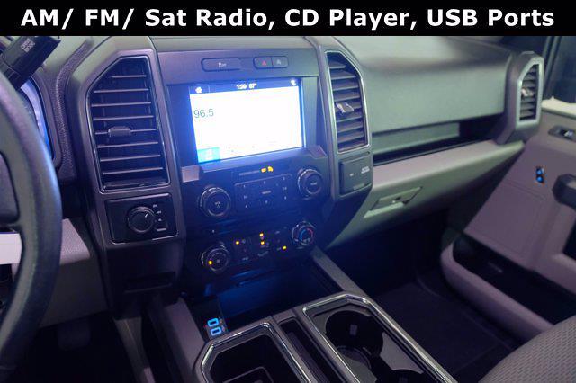 2018 Ford F-150 SuperCrew Cab 4x4, Pickup #F1089D - photo 3