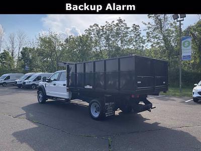 2019 Ford F-550 Crew Cab DRW 4x4, Reading Landscaper SL Landscape Dump #F1090P - photo 7