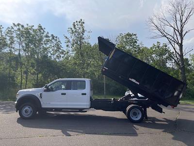 2019 Ford F-550 Crew Cab DRW 4x4, Reading Landscaper SL Landscape Dump #F1090P - photo 25