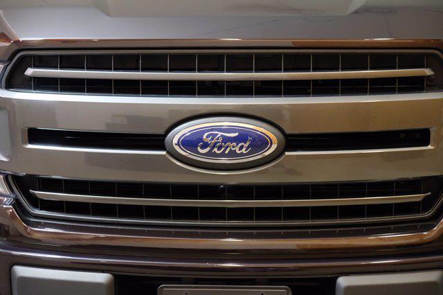 2018 Ford F-150 SuperCrew Cab 4x4, Pickup #F1097D - photo 15