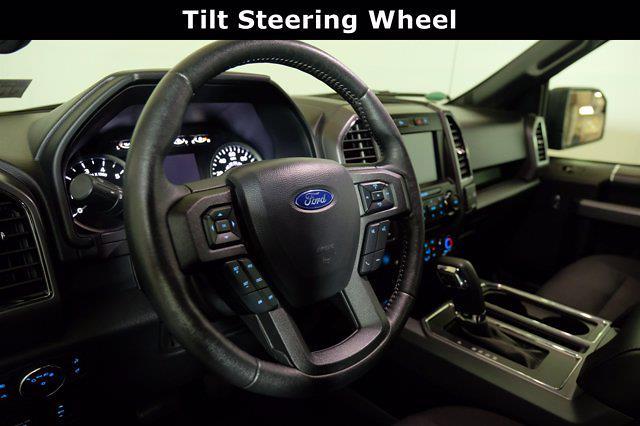 2018 Ford F-150 SuperCrew Cab 4x4, Pickup #F1097D - photo 26