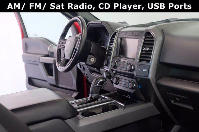 2018 Ford F-150 SuperCrew Cab 4x4, Pickup #F1100D - photo 26