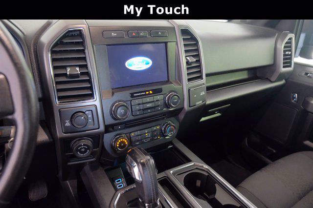 2018 Ford F-150 SuperCrew Cab 4x4, Pickup #F1100D - photo 7