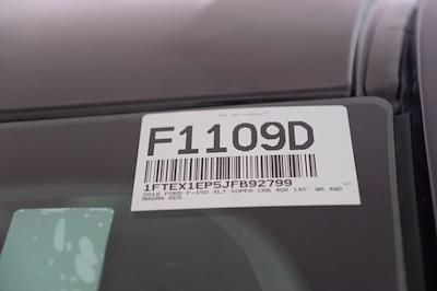 2018 Ford F-150 Super Cab 4x4, Pickup #F1109D - photo 25