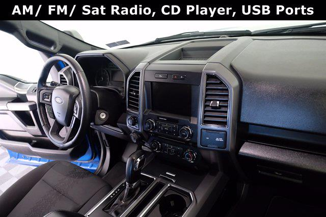 2018 F-150 SuperCrew Cab 4x4,  Pickup #F1123D - photo 8