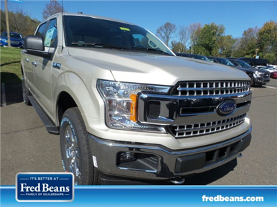 2018 F-150 Crew Cab 4x4, Pickup #F80029 - photo 1