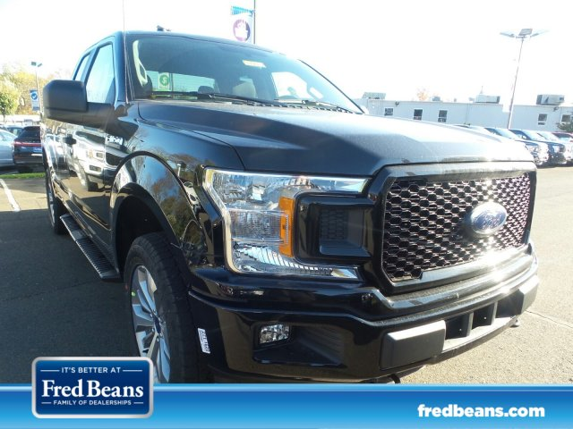 2018 F-150 Super Cab 4x4 Pickup #F80057 - photo 1
