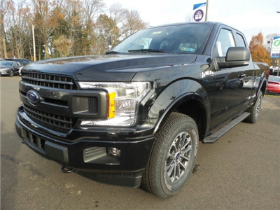 2018 F-150 Super Cab 4x4,  Pickup #F80183 - photo 4
