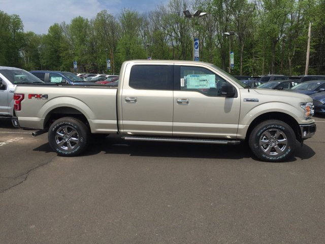 2018 F-150 SuperCrew Cab 4x4,  Pickup #F80325 - photo 3