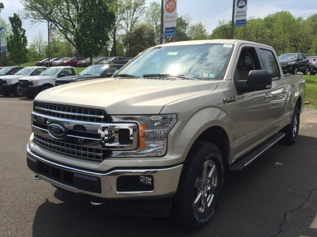 2018 F-150 SuperCrew Cab 4x4,  Pickup #F80325 - photo 4