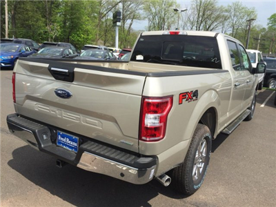 2018 F-150 SuperCrew Cab 4x4,  Pickup #F80325 - photo 2