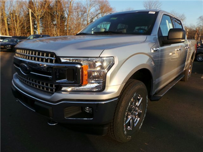 2018 F-150 Crew Cab 4x4, Pickup #F80335 - photo 4