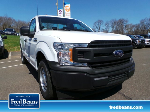 2018 F-150 Regular Cab,  Pickup #F80652 - photo 1