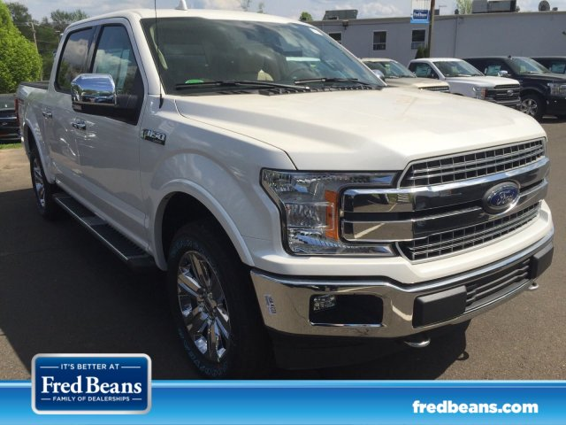 2018 F-150 SuperCrew Cab 4x4,  Pickup #F80831 - photo 1