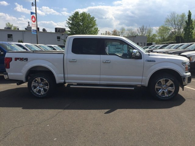 2018 F-150 SuperCrew Cab 4x4,  Pickup #F80831 - photo 3
