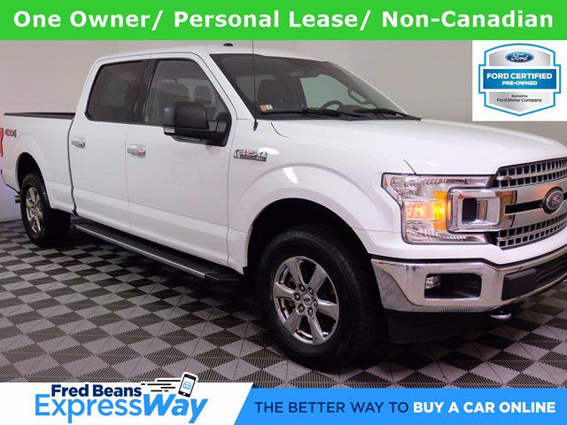 2018 F-150 SuperCrew Cab 4x4,  Pickup #F80955 - photo 1