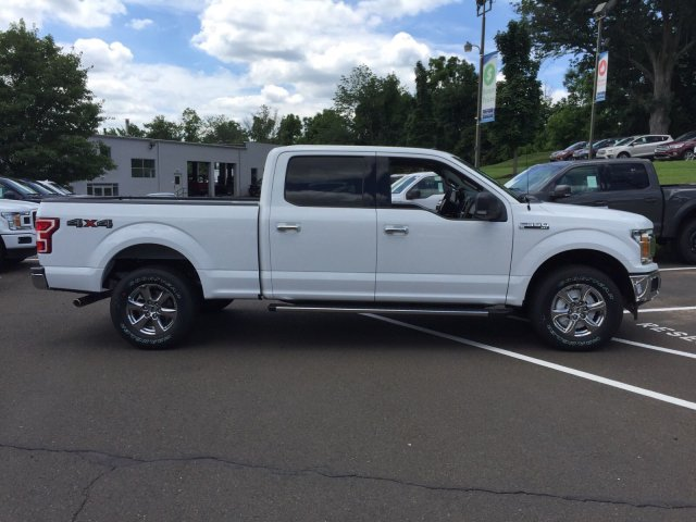 2018 F-150 SuperCrew Cab 4x4,  Pickup #F80955 - photo 3