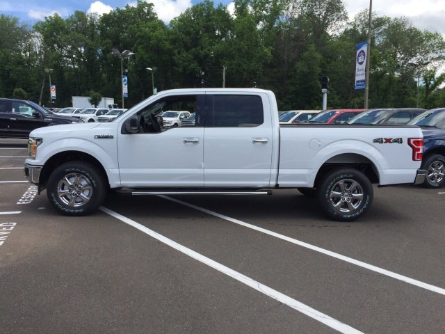 2018 F-150 SuperCrew Cab 4x4,  Pickup #F80955 - photo 5