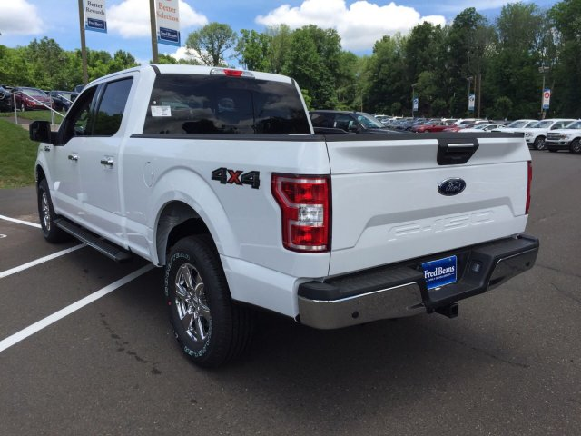 2018 F-150 SuperCrew Cab 4x4,  Pickup #F80955 - photo 6