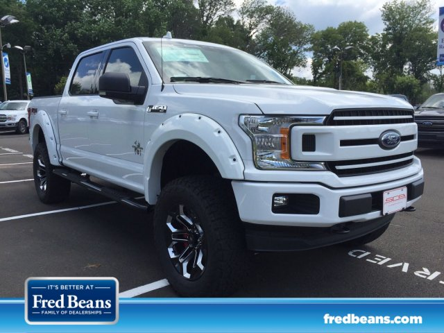 2018 F-150 SuperCrew Cab 4x4,  Pickup #F81129 - photo 18
