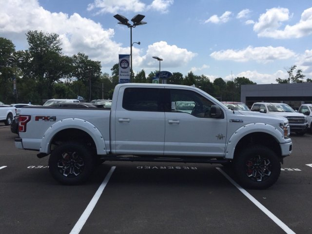 2018 F-150 SuperCrew Cab 4x4,  Pickup #F81129 - photo 3
