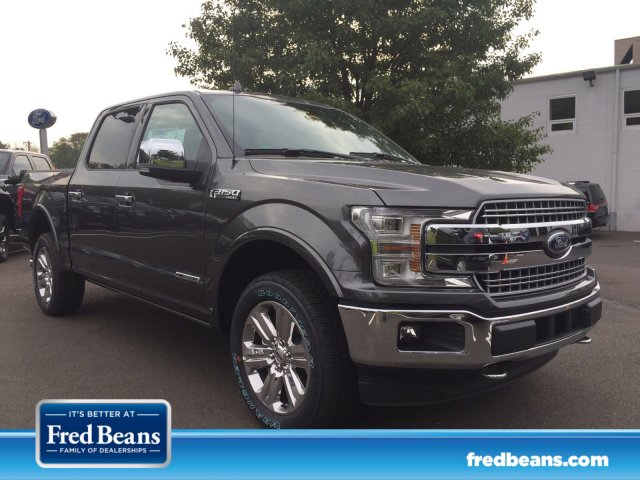 2018 F-150 SuperCrew Cab 4x4,  Pickup #F81173 - photo 1