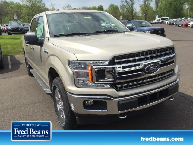 2018 F-150 SuperCrew Cab 4x4,  Pickup #F8146SL - photo 1
