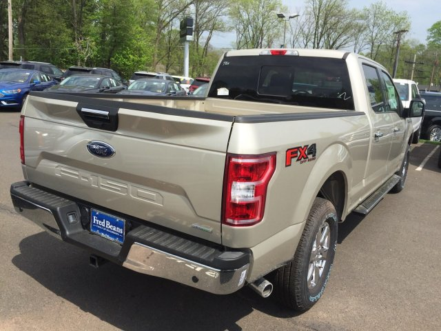 2018 F-150 SuperCrew Cab 4x4,  Pickup #F8146SL - photo 2