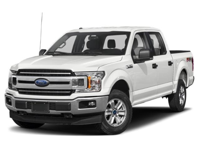 2018 F-150 SuperCrew Cab 4x4,  Pickup #F81517 - photo 1