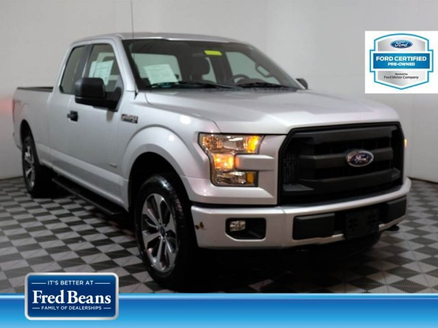 2016 F-150 Super Cab 4x4, Pickup #F909252 - photo 1
