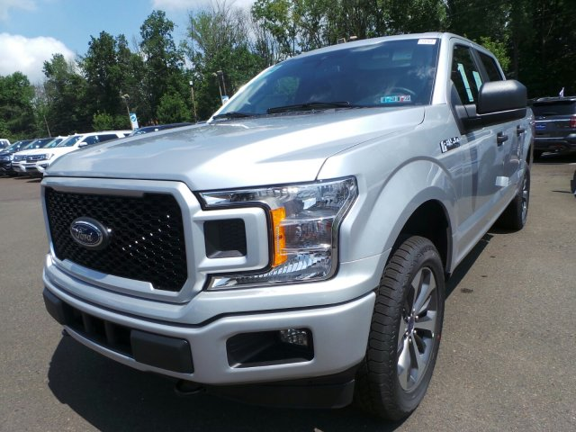 2019 F-150 SuperCrew Cab 4x4,  Pickup #F91079 - photo 7